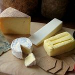British Artisan Cheese Board Selection