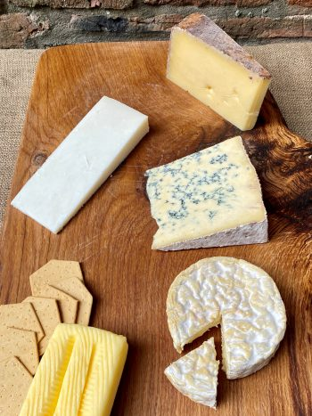 February Cheese-a-day Challenge